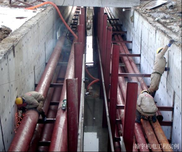 油气管道安装,工业管道安装,压力管道安装】-重庆创安管道安装工程